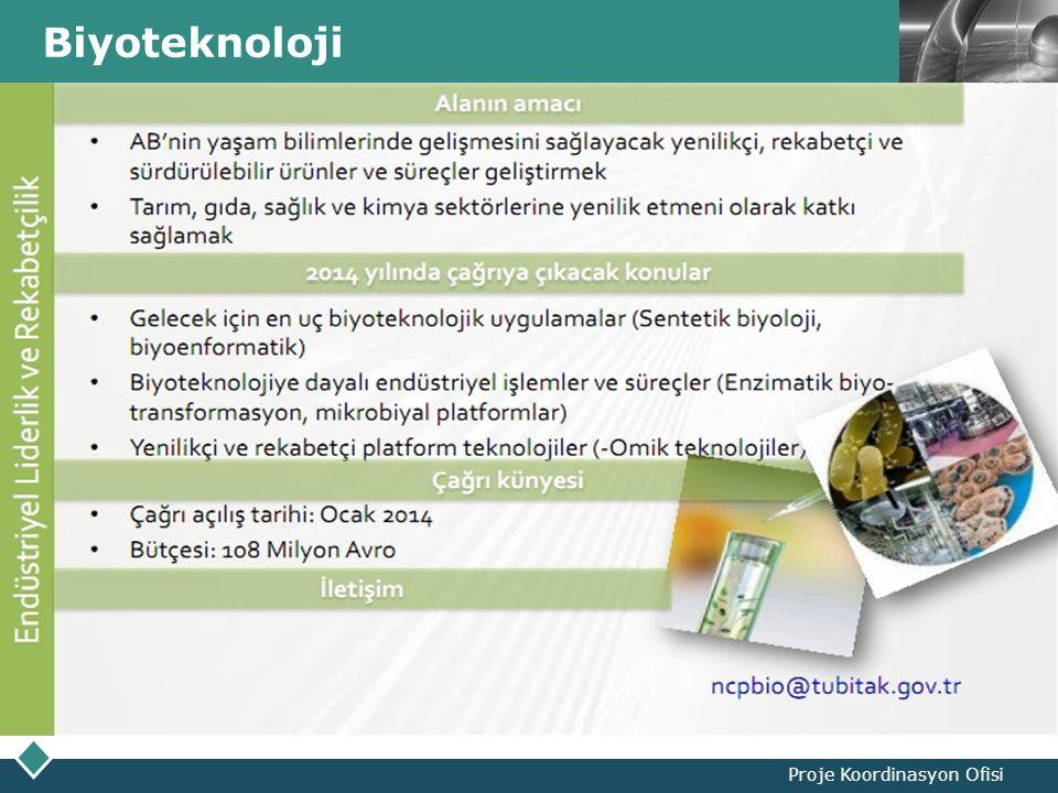 LOGO Biyoteknoloji Proje Koordinasyon Ofisi