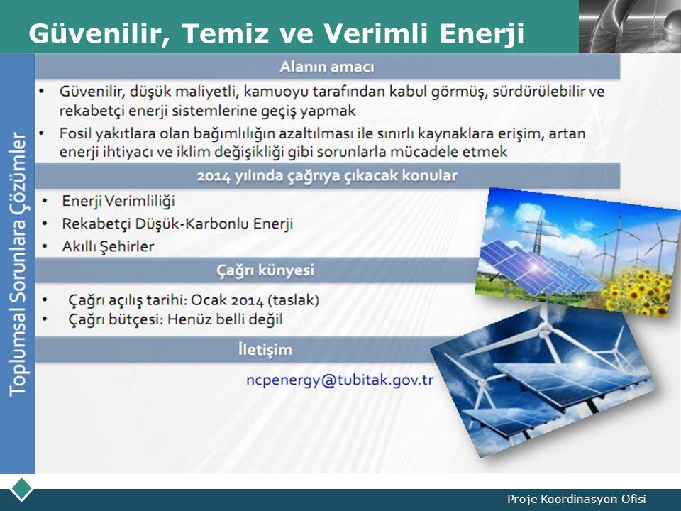 LOGO Güvenilir, Temiz ve Verimli Enerji Proje Koordinasyon Ofisi