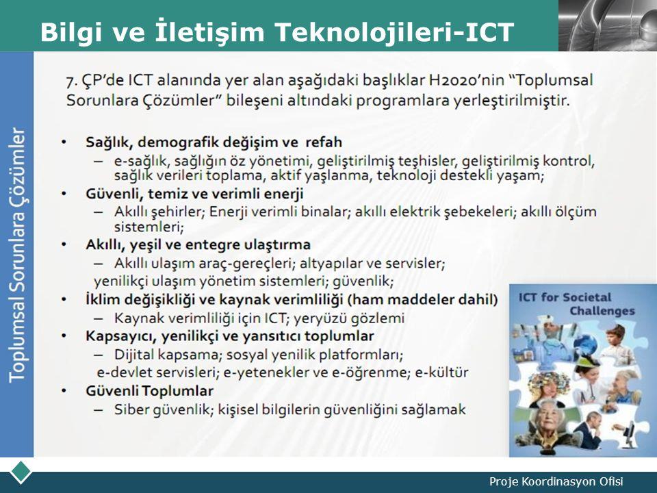 LOGO Bilgi ve İletişim Teknolojileri-ICT Proje Koordinasyon Ofisi