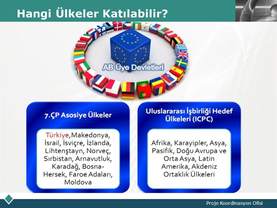 LOGO Hangi Ülkeler Katılabilir Proje Koordinasyon Ofisi