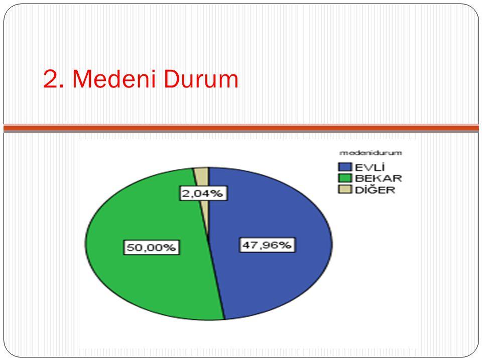 2. Medeni Durum