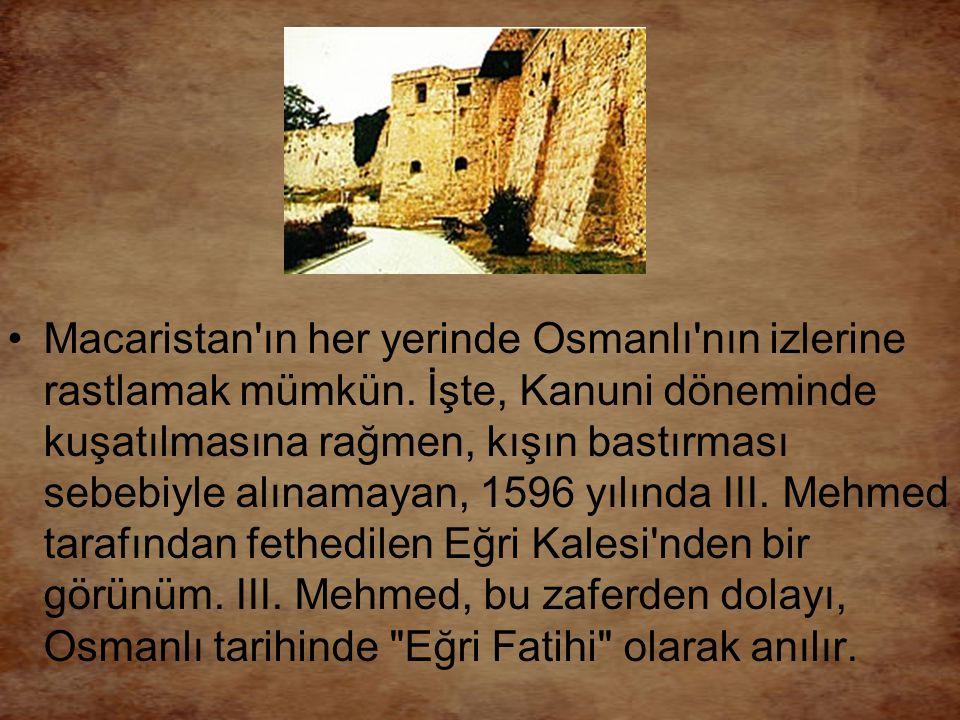 Bunların yanı sıra Restore edilen mimari eserler de vardır.Örneğin Kosova' daki Sultan Murad türbesi.