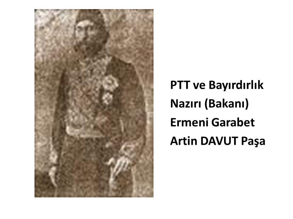 Osmanlı Ermenilerinin siyasal lideri Bogos NUBAR Paşa, (Osmanlı Meclisinde mebus) 1919 Paris ve 1923 Lozan Konferanslarında Osmanlı Devleti ve Türkiye aleyhinde olarak Ermenileri temsil etti.