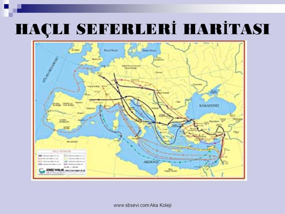 www.sbsevi.com Aka Koleji Anadolu Selçukluları, Zengiler Atabeyliği (Musul Atabeyliği), Fatımiler, Suriye Selçukluları, Danişmentliler, Eyyubiler, Tuğ