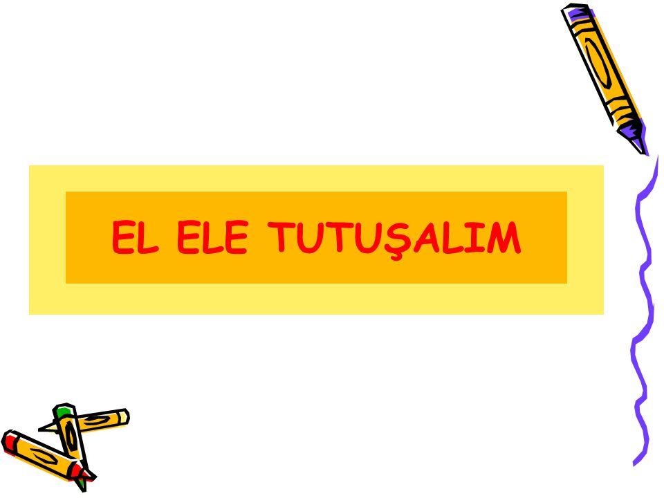 EL ELE TUTUŞALIM