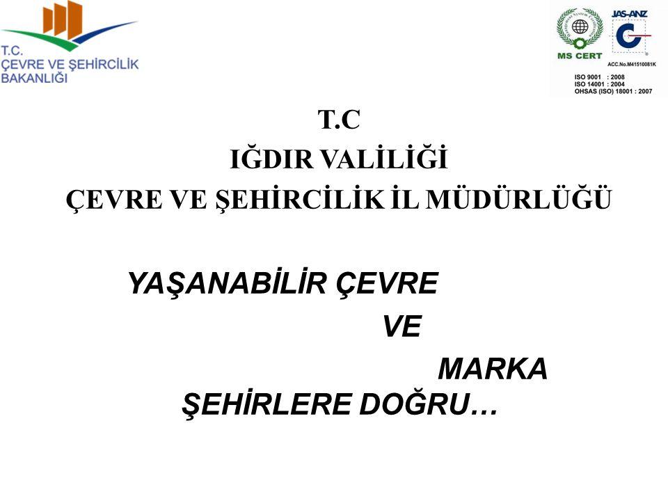2010 yılında İlimiz, Türkiye genelinde PM 10 sıralamasında 2.