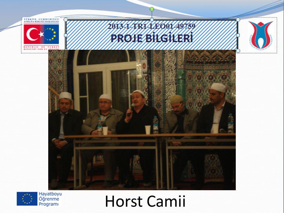 Horst Camii