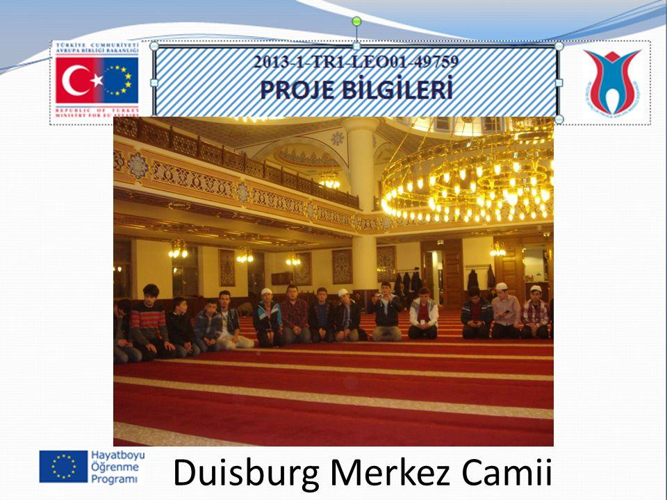 Duisburg Merkez Camii