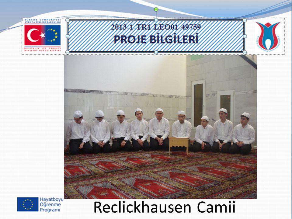 Reclickhausen Camii