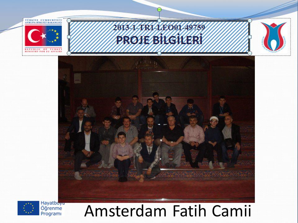 Amsterdam Fatih Camii