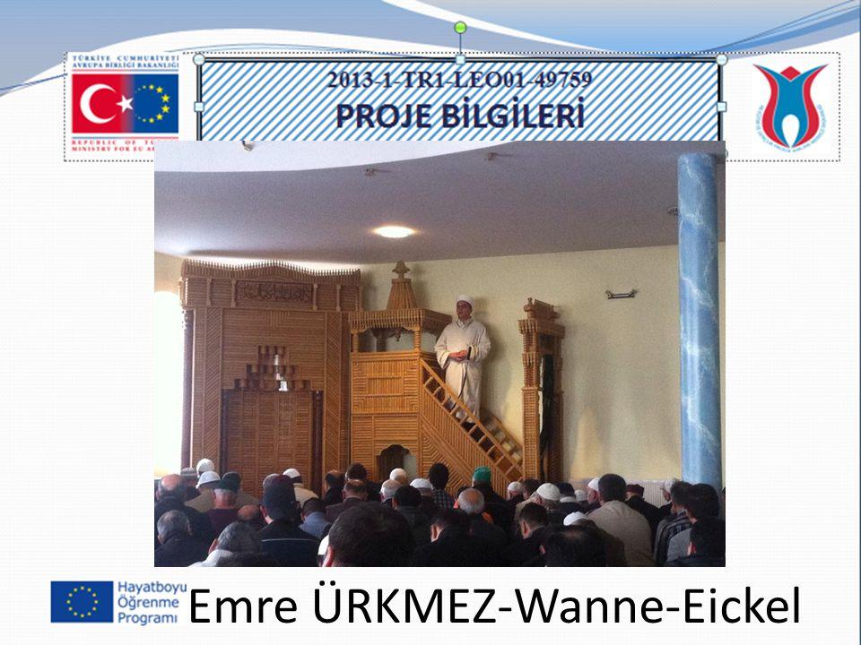 Wanne-Eickel Hacı Bayram Cami