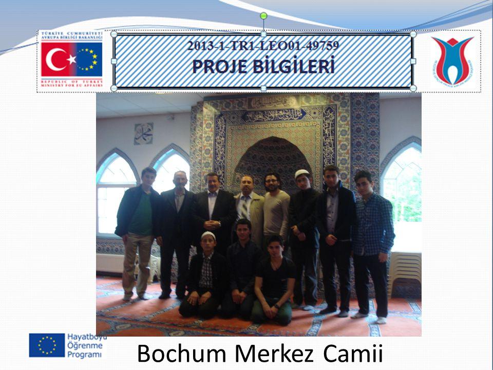 Bochum Merkez Camii