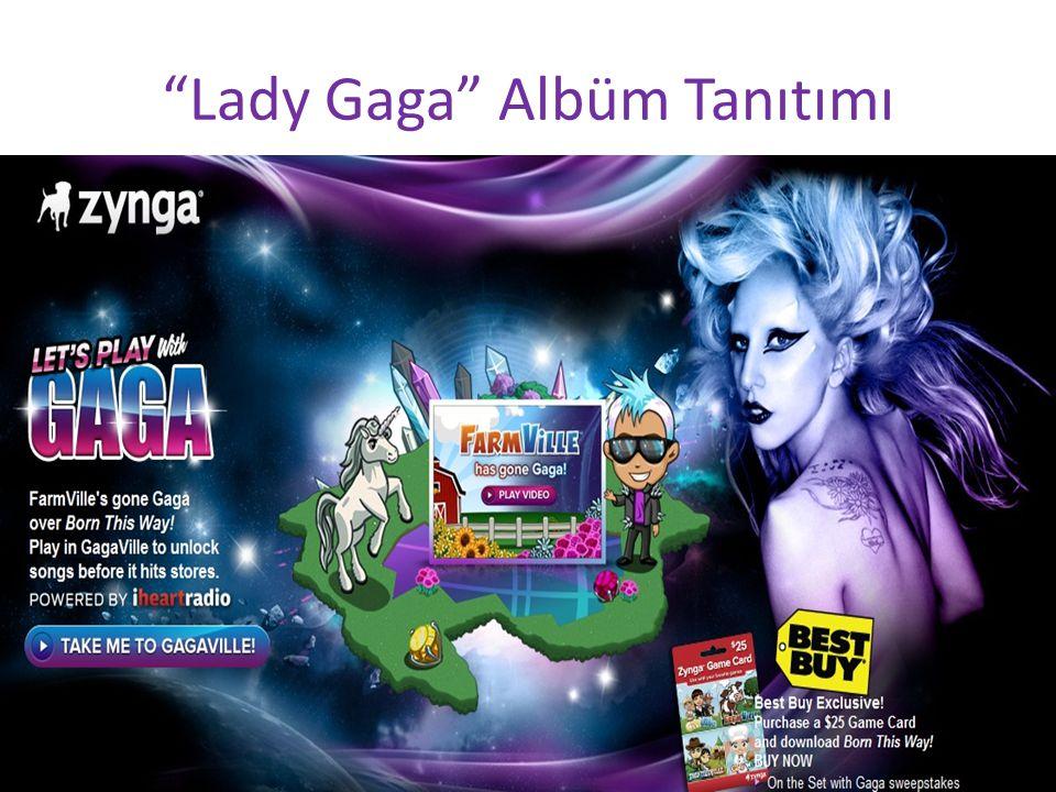 """Lady Gaga"" Albüm Tanıtımı"