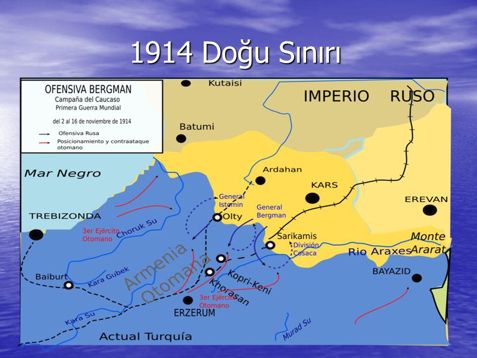 1914 Doğu Sınırı 1914 Doğu Sınırı