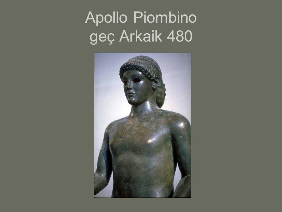 Apollo Piombino geç Arkaik 480
