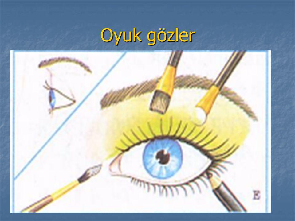 Oyuk gözler