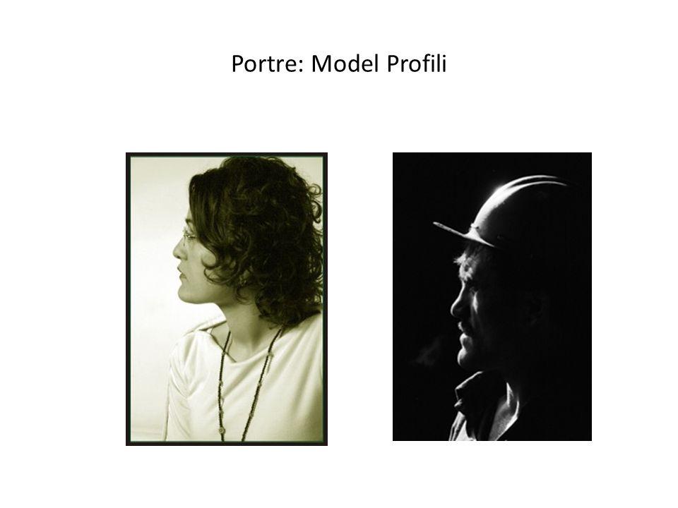 Portre: Model Profili
