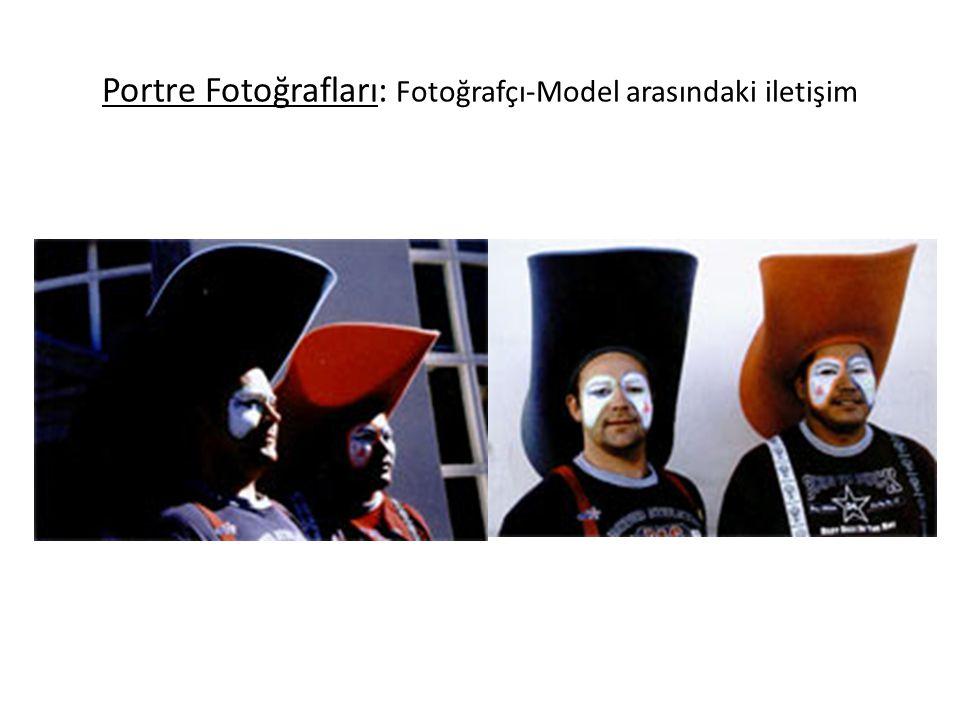 Portre Fotoğrafları: BAKIŞ BOŞLUĞU