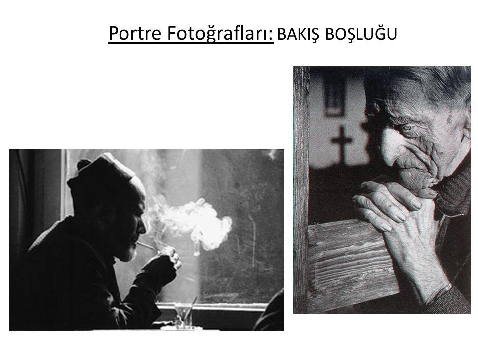 Portre Fotoğrafları: Göz Hizası Bakış Yüksekliği