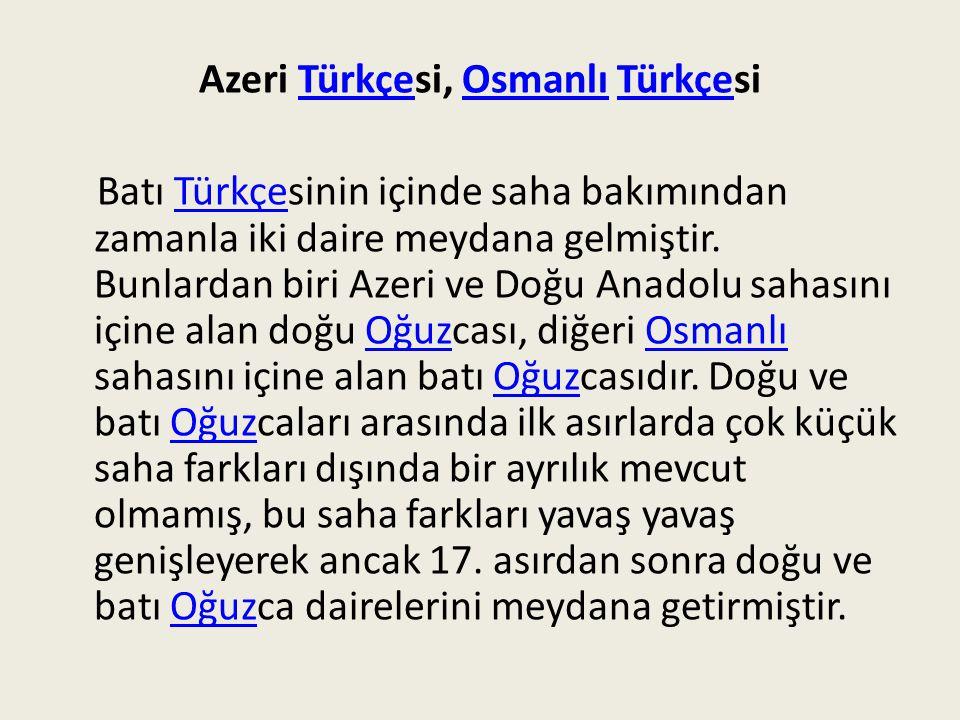 Osmanlıca'nın ayni zamanda son devresi olan bu üçüncü devre, 19.
