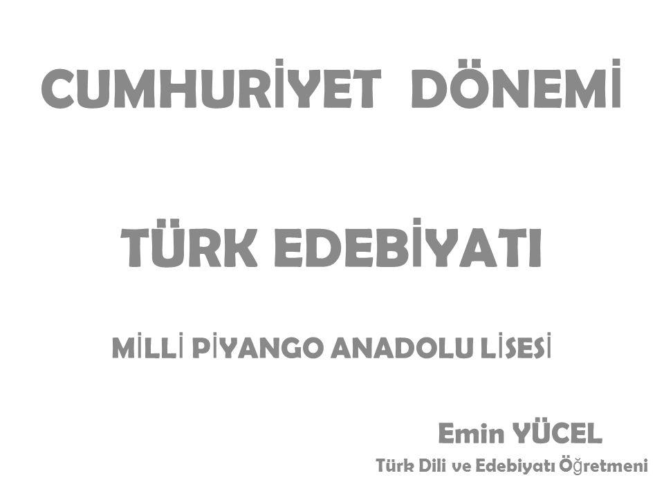 Bu kuşak üzerinde önceki dönemlerin saf şiir savunucuları Yahya Kemal ve Ahmet Haşim'in ciddi anlamda etkisi vardır.
