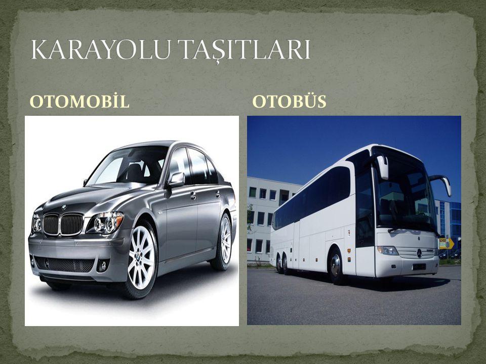 OTOMOBİLOTOBÜS
