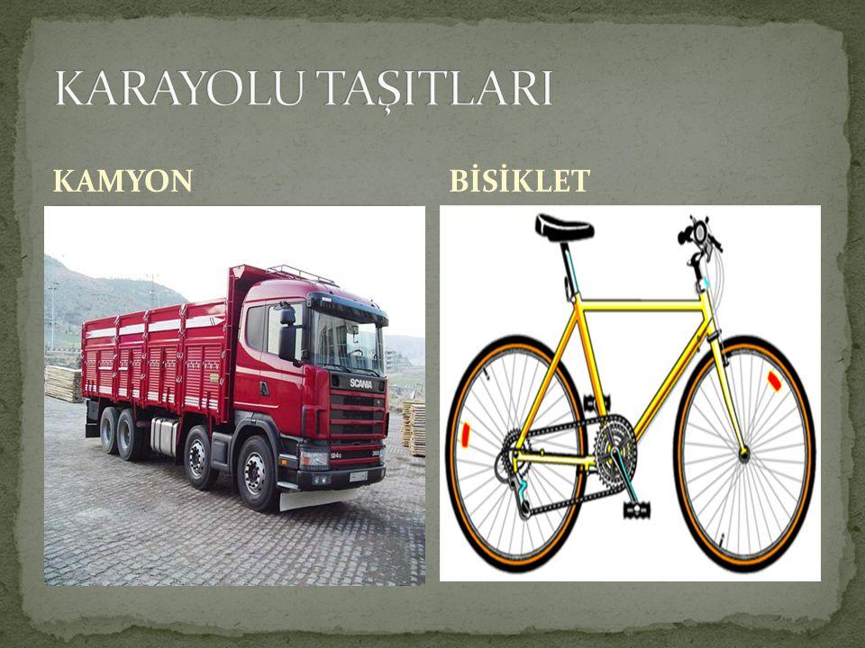 KAMYONBİSİKLET
