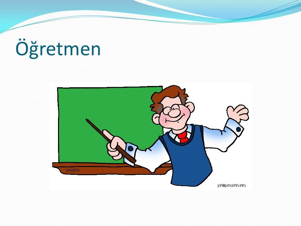 Öğretmen