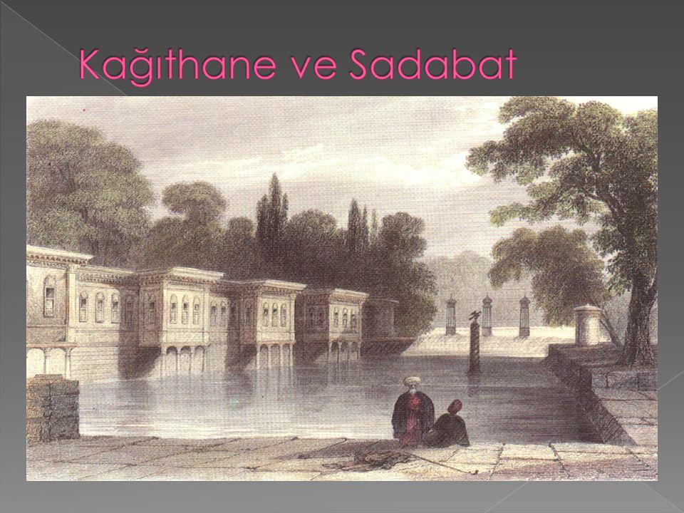  Osmanlı tarihinde 1718-1730 yılları arasına Lale Devri denir. Pasarofça Antlaşmasından sonra Osmanlı Devleti, batıda barış siyaseti izlemiştir. Bu a