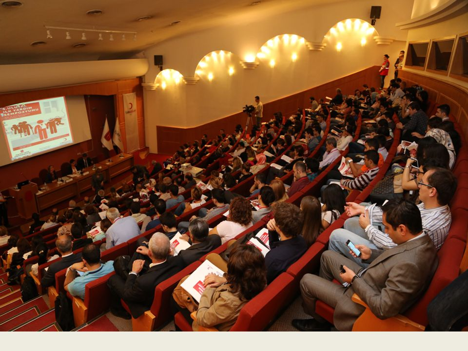 HAMER 2015 YILI ETKİNLİKLERİ - 4 Gönüllü İtfaiyecilik Eğitimi, (Ankara B.şehir Belediyesi İtfaiye Daire Bşk.), Ekim 2015, HAMER-AK Uluslar arası Afet ve Acil Tıp Kongresi, İstanbul, 26-29 Kasım 2015, Destekleyen kuruluş
