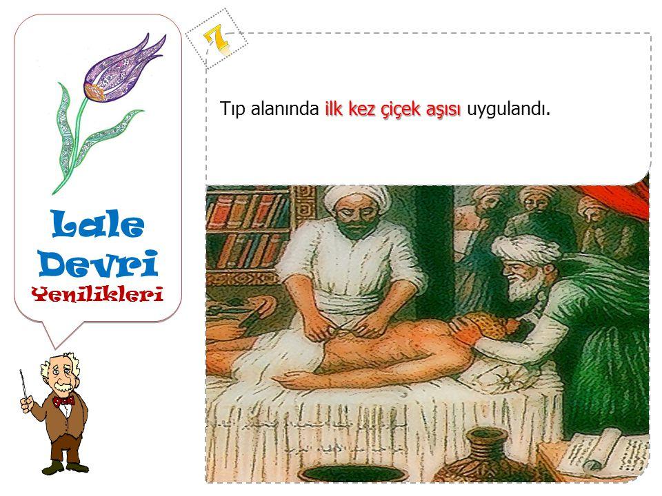 Lale Devri Yenilikleri Lale Devri Yenilikleri Nedim Divan Edebiyatı Lale Devri'nde edebiyatta göze çarpan isim ise devrin en büyük şairi olan Nedim'dir.