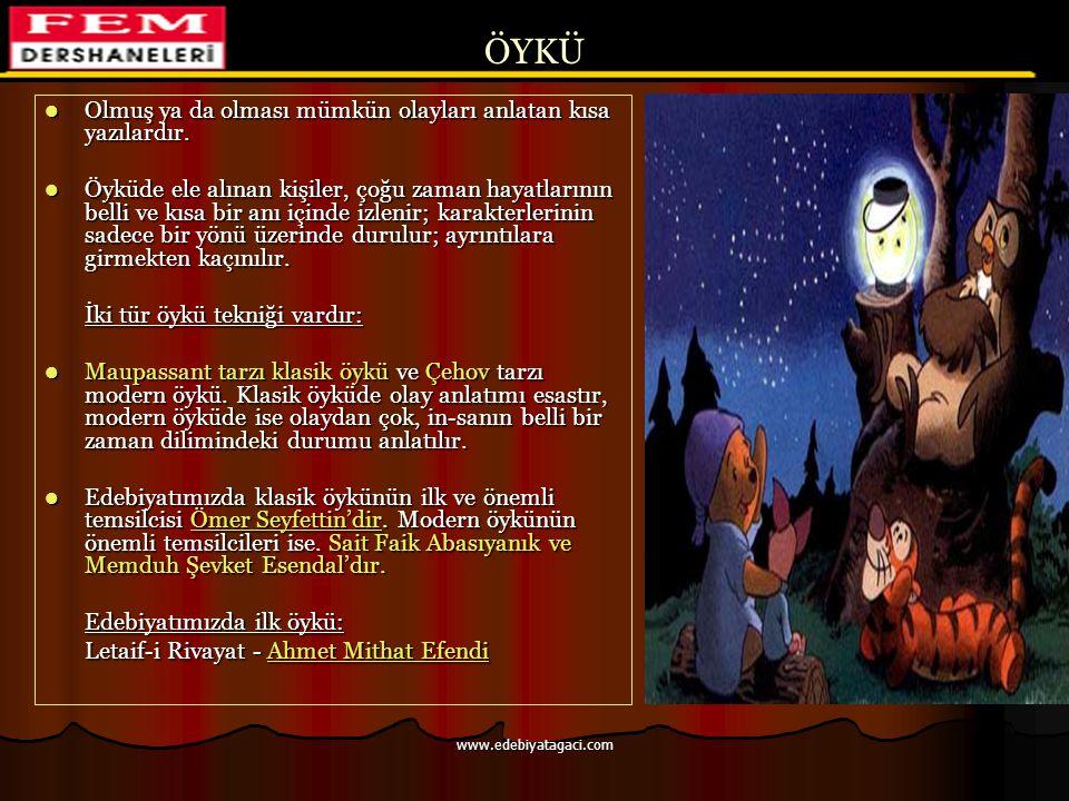 ÖSYS'de Masal 1989-ÖYS CEVAP: D www.edebiyatagaci.com