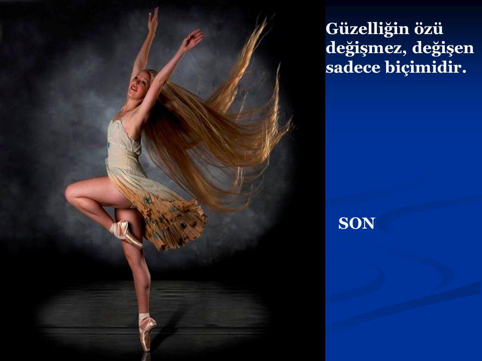 Bale sanatı Müzik dinleyip, bale izlemek varken niye psikoterapiye para vereceksiniz ki