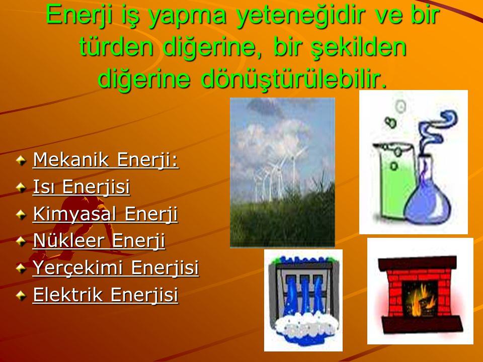 GÜNEŞ ENERJİSİ UYGULAMALARI