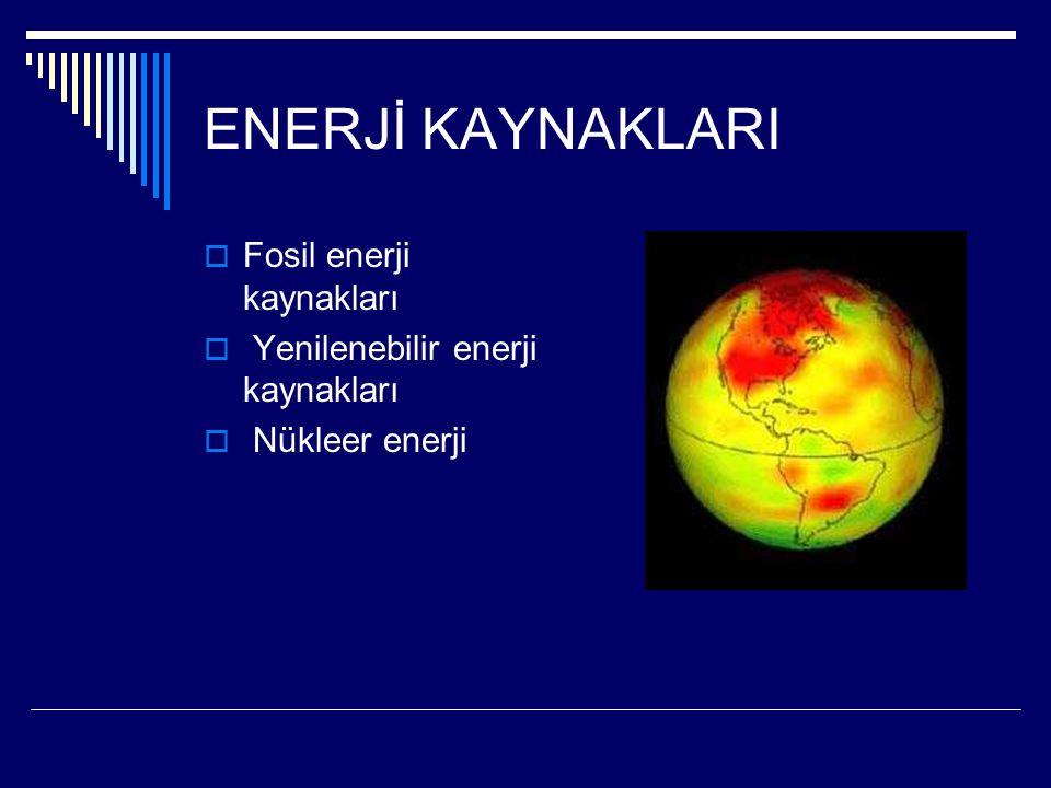 RÜZGAR ENERJİSİ RRRRüzgar enerjisi, güneş radyasyonunun yer yüzeylerini farklı ısıtmasından kaynaklanır.