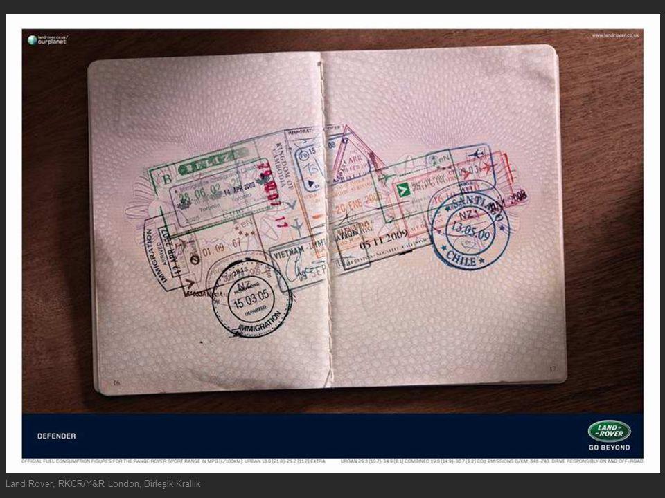 Land Rover, RKCR/Y&R London, Birleşik Krallık