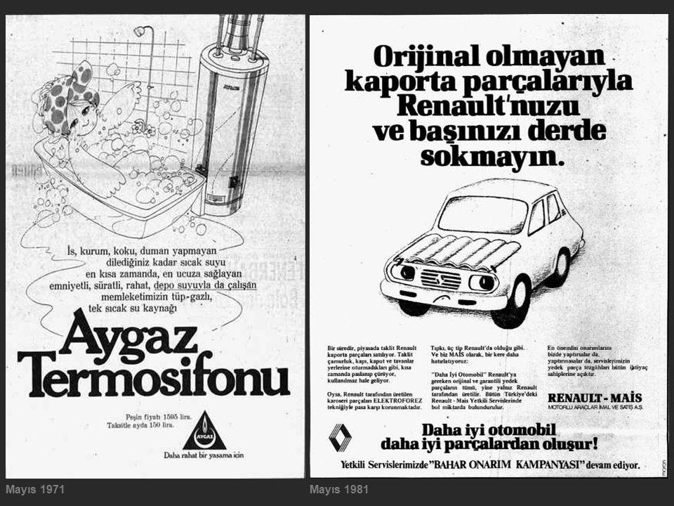 Mayıs 1971Mayıs 1981