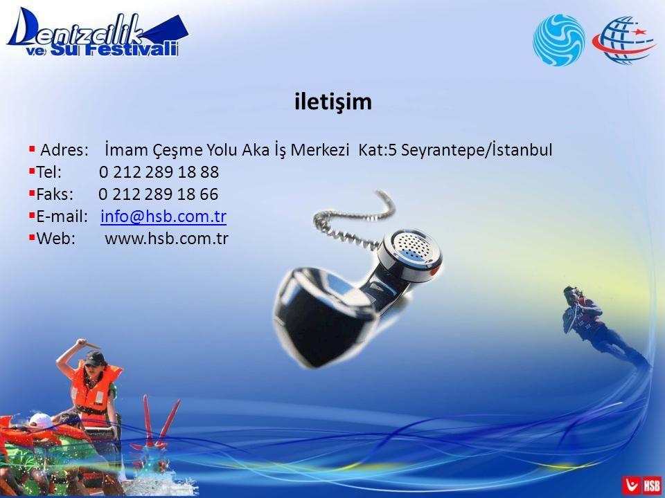 iletişim  Adres: İmam Çeşme Yolu Aka İş Merkezi Kat:5 Seyrantepe/İstanbul  Tel: 0 212 289 18 88  Faks: 0 212 289 18 66  E-mail: info@hsb.com.trinf