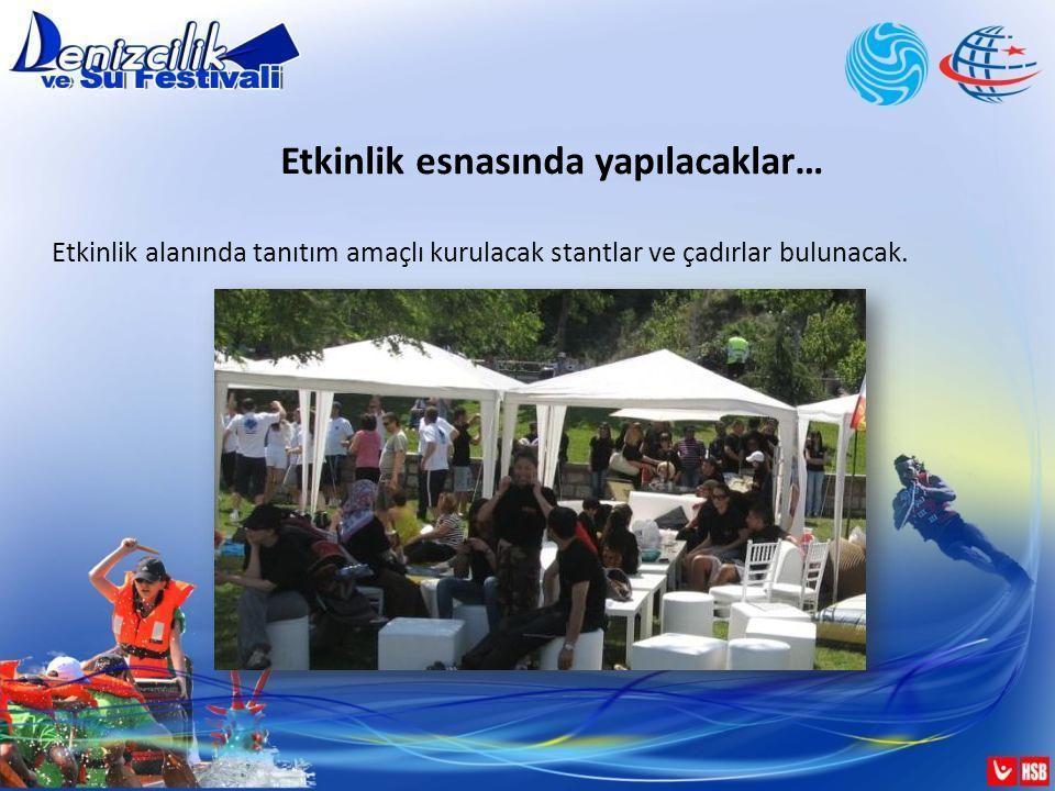 Etkinlik esnasında yapılacaklar…  Yöre halkının katılımı ile renklenecek çeşitli yarışmalar düzenlenecek.