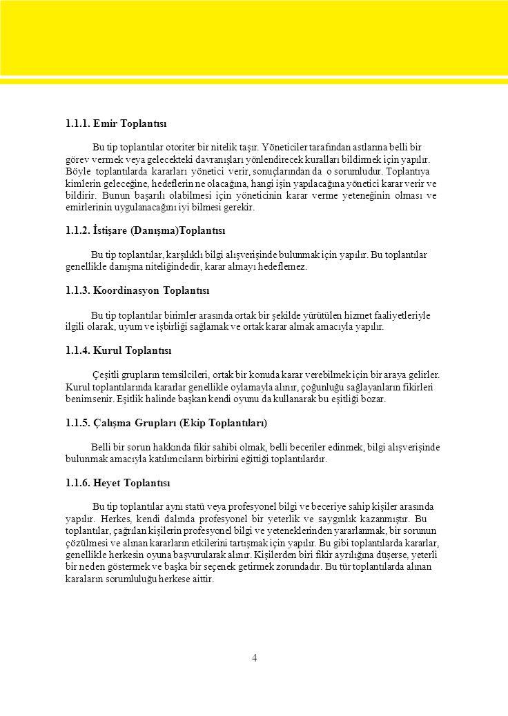 1.2. 3. 4. 5. 6. Kongre, bilimsel konuları tartışmak üzere düzenlenen akademik toplantılardır.