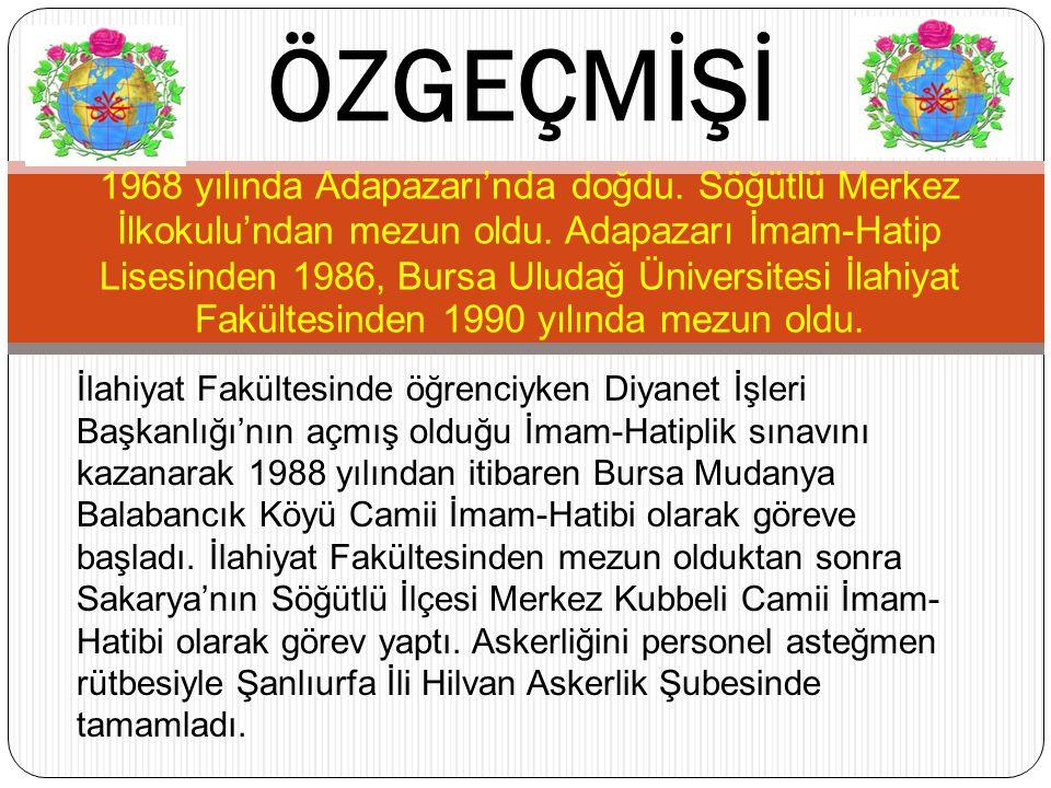 Asker dönüşü Konya Selçuk Eğitim Merkezi Müftü ve Vaizler İhtisas Kursu sınavını kazanarak, Konya il merkezine Müezzin-Kayyım olarak atandı.