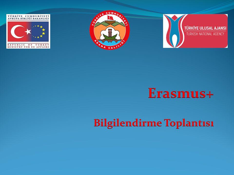 2014-2020 Dönemi: Erasmus+ Nedir.