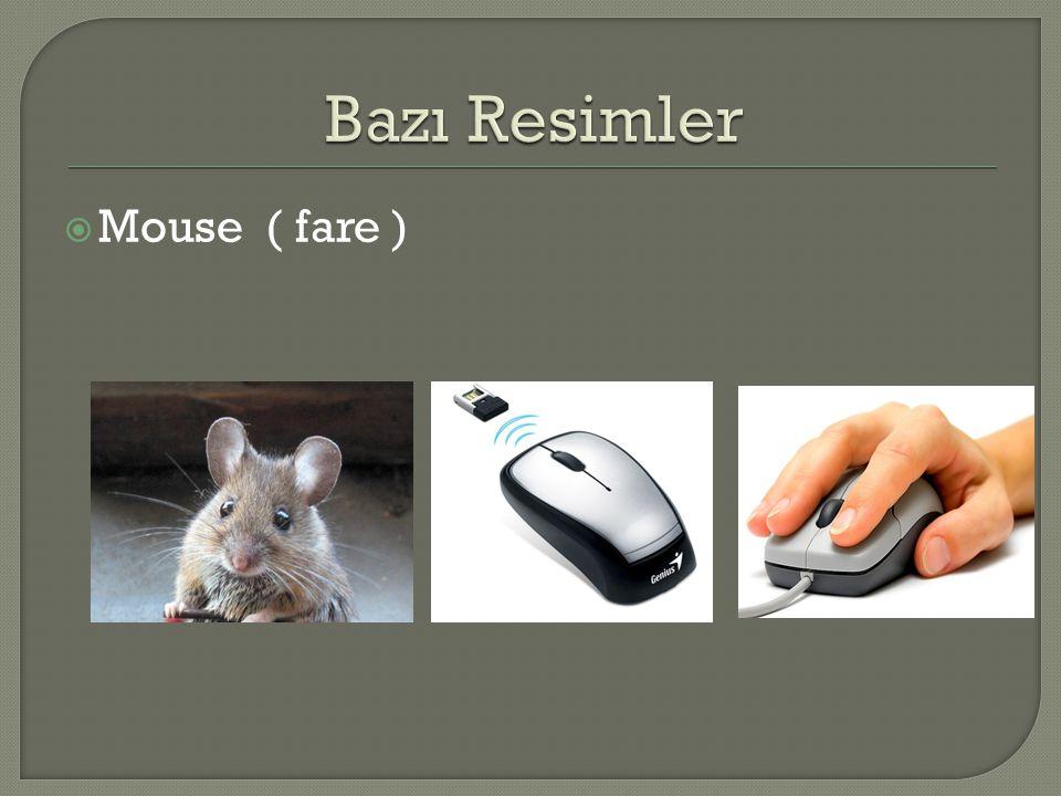  Mouse ( fare )