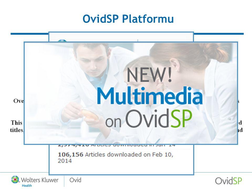 OvidSP Platformu