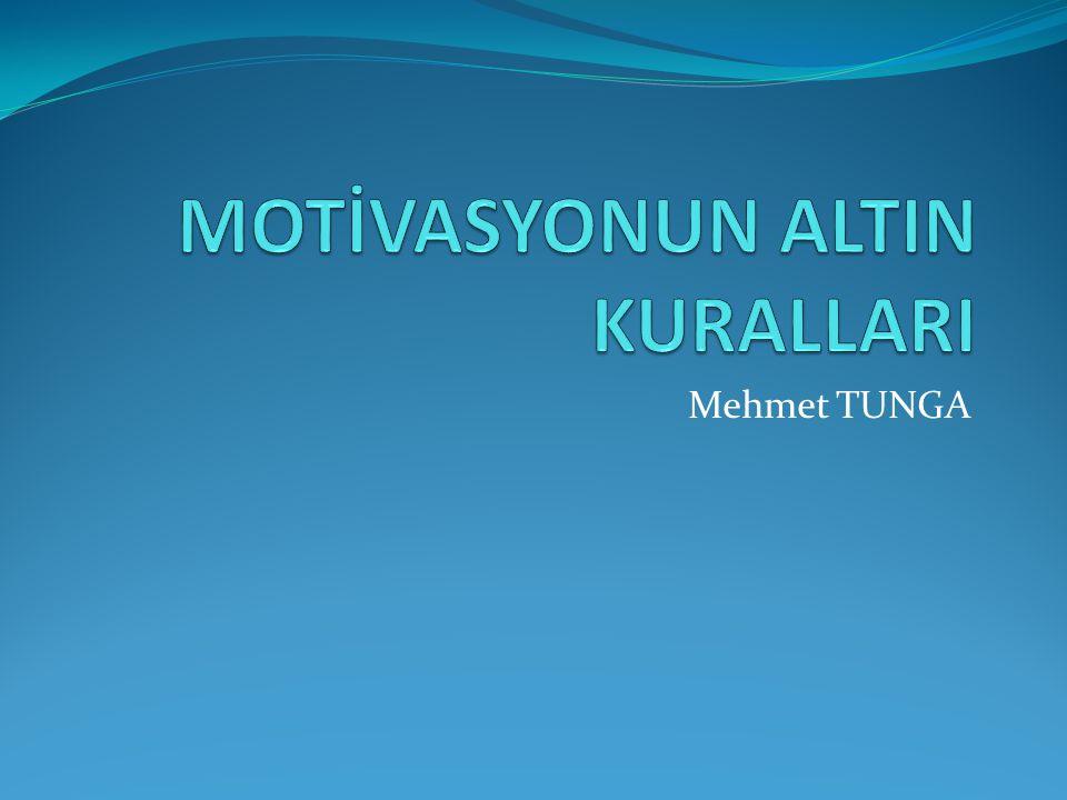 Mehmet TUNGA