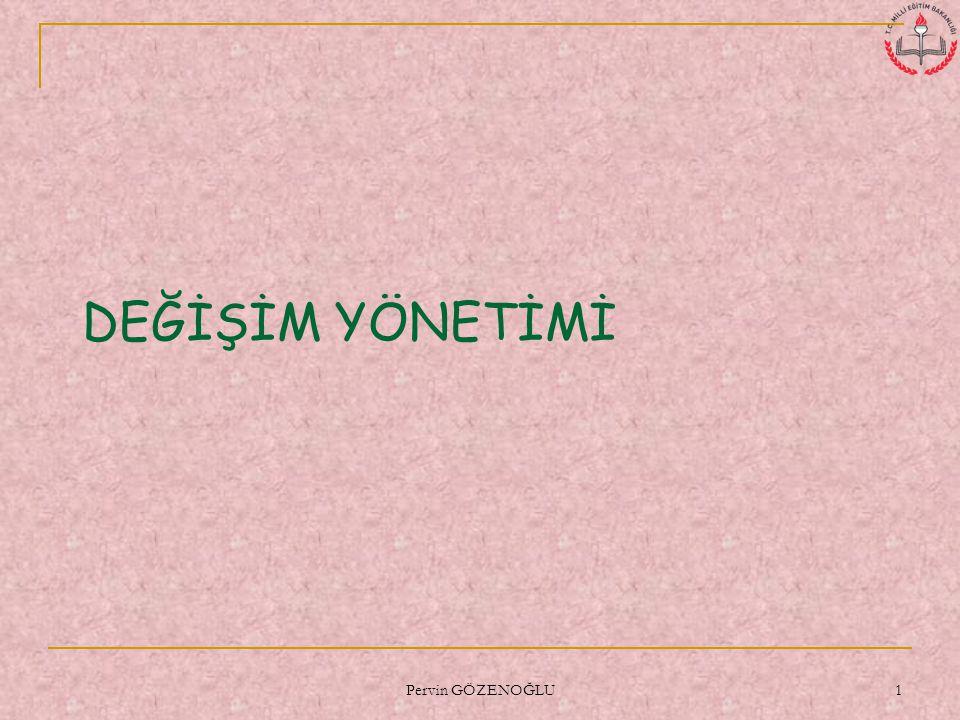 Pervin GÖZENOĞLU 21 BİR SORU !!!