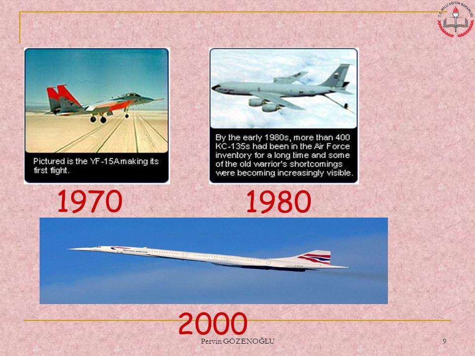 Pervin GÖZENOĞLU 9 2000 1970 1980