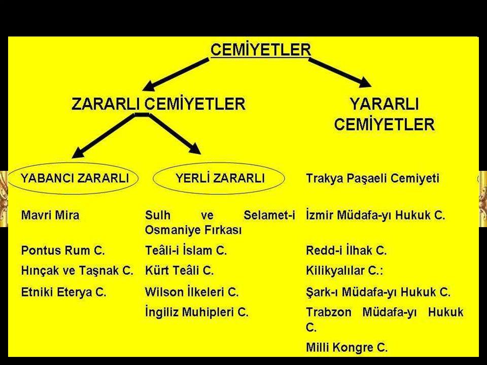 M. Kemal neden mitinglerin devam etmesini istemiş olabilir? Yapılacak olan miting ve protestolarla halk bilinçlendirmek istenilmektedir