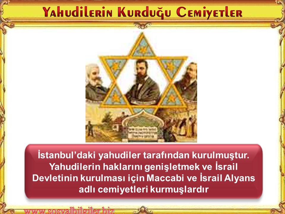 Doğu Adadolu'da ermeni Devleti kurmak için Hınçak ve Taşnak cemiyetleri kurulmuştur Ermeni Patriği Zaven'den emir alan bu iki cemiyet Adana çevresinde