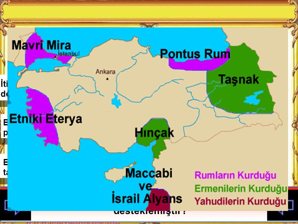 İstanbul'daki yahudiler tarafından kurulmuştur. Yahudilerin haklarını genişletmek ve İsrail Devletinin kurulması için Maccabi ve İsrail Alyans adlı ce